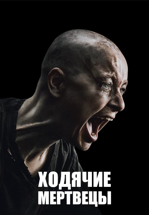 Постер к сериалу Ходячие мертвецы. Сезон 10 2019