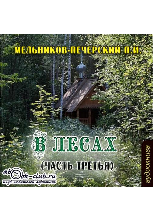 Постер к фильму В лесах (часть третья). Павел Мельников-Печерский 2020