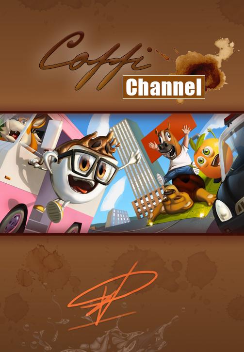 Постер к сериалу Coffi Channel 2020