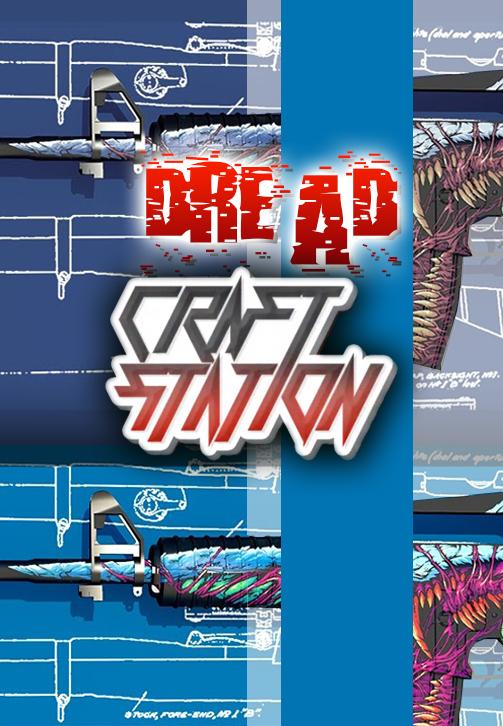 Постер к сериалу DreadCraftStation 2020