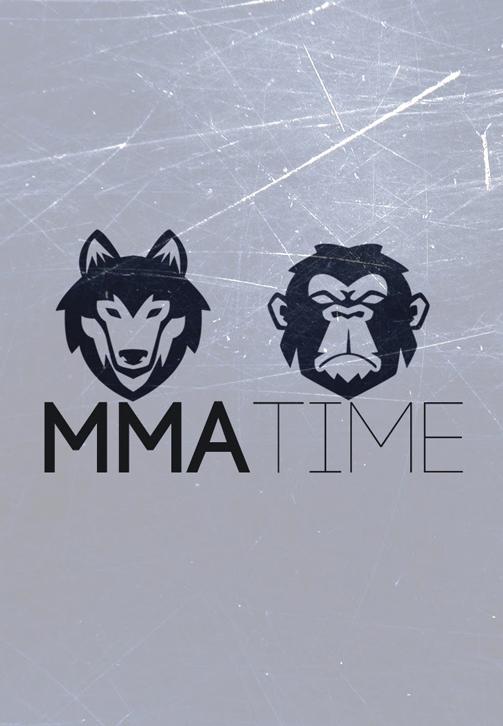 Постер к сериалу MMA Time 2020