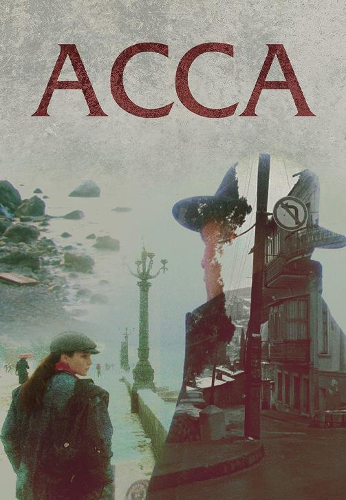 Постер к сериалу Асса 1987