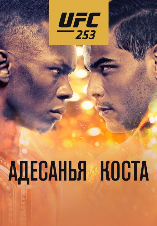 Постер к сериалу UFC 253 2020
