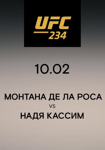 Постер к эпизоду Монтана Де Ла Роса vs Надя Кассим 2019