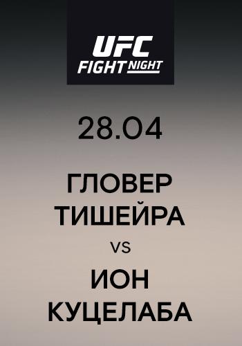 Постер к сериалу Гловер Тишейра vs Ион Куцелаба 2019
