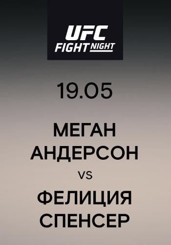 Постер к сериалу Меган Андерсон vs Фелиция Спенсер 2019