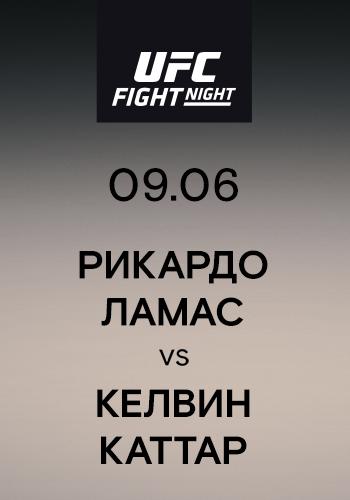 Постер к сериалу Рикардо Ламас vs Келвин Каттар 2019